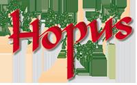 Logo Hopus Beer