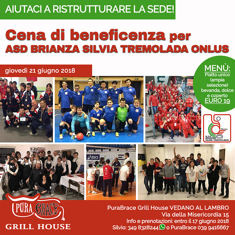 ASD Brianza Silvia Tremolada Onlus