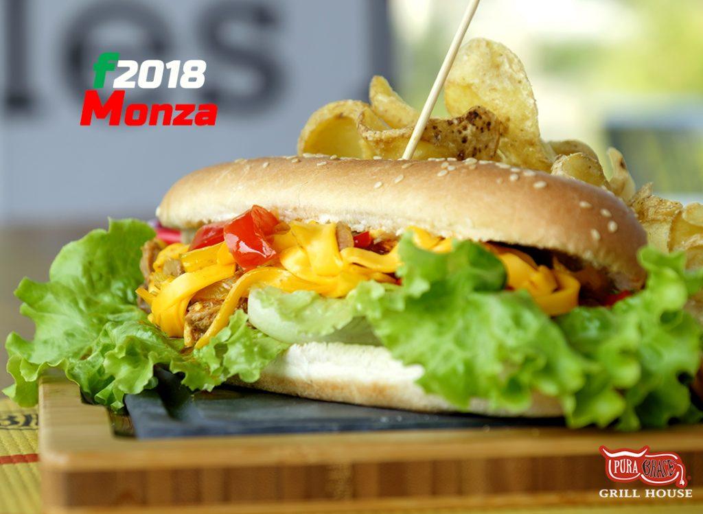 F2018 Maranello e F2018 Monza